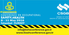 8th International Occupational Health and Safety Conference